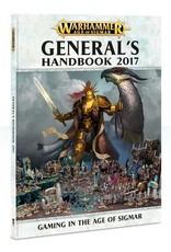 Games Workshop Warhammer Age of Sigmar: General's Handbook 2017