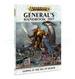 Games Workshop Warhammer Age of Sigmar: General's Handbook 2017