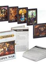 Games Workshop Warhammer Age Of Sigmar: Open War Cards