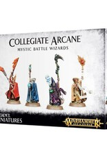Games Workshop Collegiate Arcane Mystic Battle Wizards