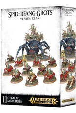 Games Workshop Spiderfang Grotz Venom Clan