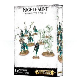 Games Workshop Nighthaunt Tormented Spirits