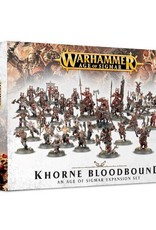 Games Workshop Warhammer Age of Sigmar Expansion: Khorne Bloodbound