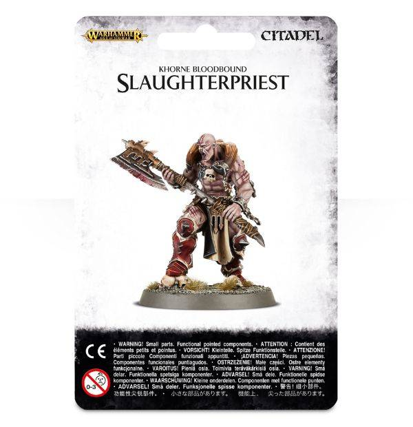 Games Workshop Slaughterpriest