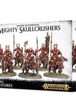 Games Workshop Mighty Skullcrushers