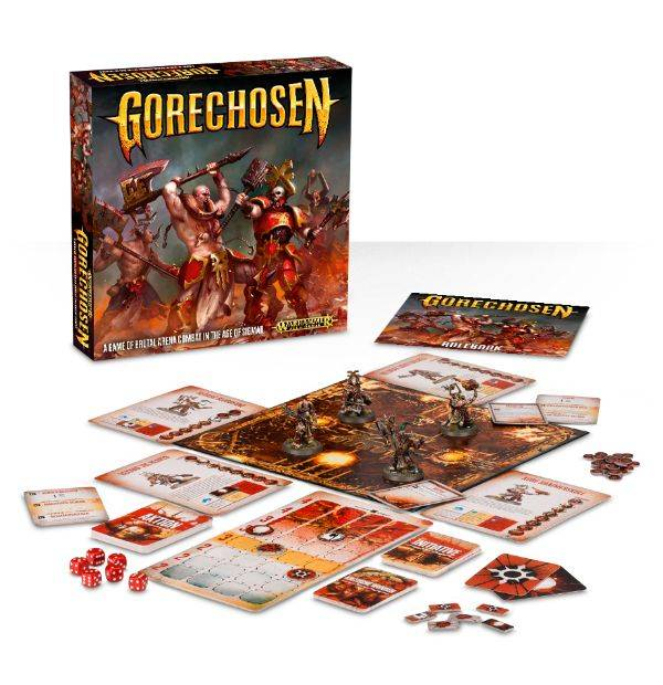 Games Workshop Gorechosen