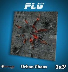 Frontline Gaming FLG Mats: Urban Chaos 3x3'