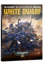 Games Workshop White Dwarf September 2017