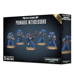Games Workshop Primaris Intercessors Combat Squad