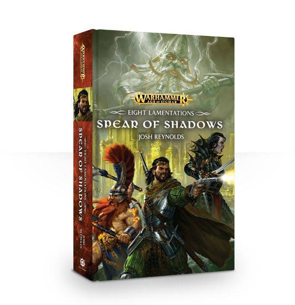 Games Workshop Eight Lamentations: Spear of Shadows
