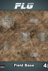 Frontline Gaming FLG Mats: Field Base 4x4'
