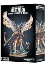 Games Workshop Mortarion, Daemon Primarch of Nurgle