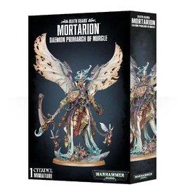 Games Workshop Mortarion, Daemon Primarch of Nurgle