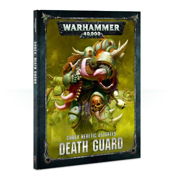 Games Workshop Codex: Death Guard