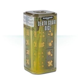 Games Workshop Death Guard Dice