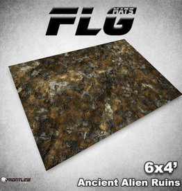 Frontline Gaming FLG Mats: Ancient Alien Ruins 6x4'