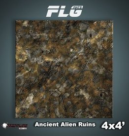 Frontline Gaming FLG Mats: Ancient Alien Ruins 4x4'