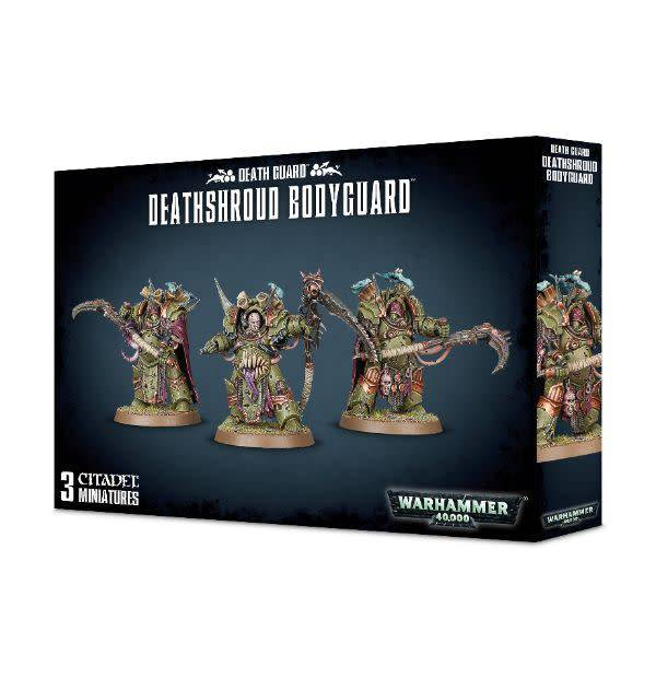 Games Workshop Deathshroud Bodyguard