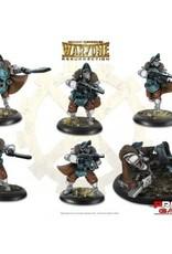 Prodos Games Warzone: Bauhaus Blitzers with Sturmblitzer Heavy Machine Gun