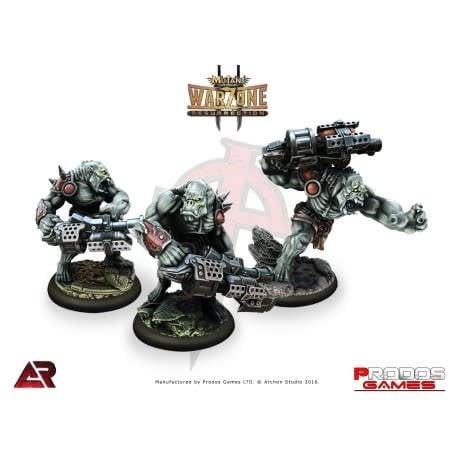 Prodos Games Warzone: Dark Legion Mercurian Maculators