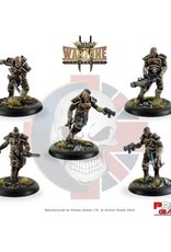 Prodos Games Warzone: Wolfbane Commandos Add On Pack