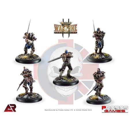 Prodos Games Warzone: Imperial Wolfbane Commandos