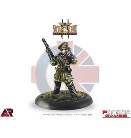 Prodos Games Warzone: Imperial Brigadier Sir P.D. 'Righteous' Rist