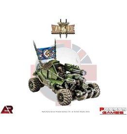 Prodos Games Warzone: Imperial Hedgehog Necromower ATV