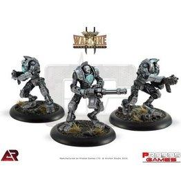 Prodos Games Warzone: Cybertronic Enhanced Machinators