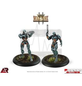 Prodos Games Warzone: Cybertronic Cuirassier Attila MK III