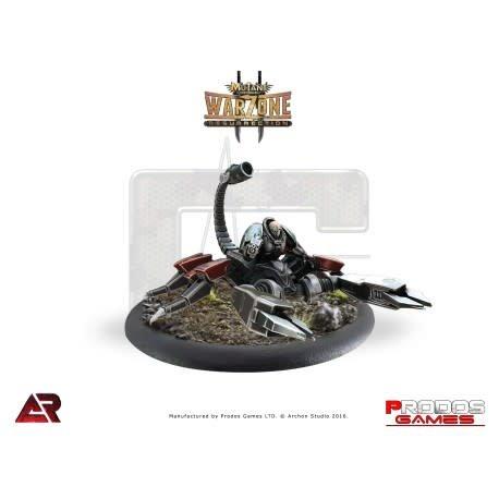 Prodos Games Warzone: Cybertronic Scorpion