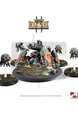 Prodos Games Warzone: Cybertronic Voltigeur