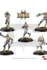 Prodos Games Warzone: Cybertronic Chasseurs
