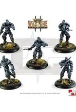 Prodos Games Warzone: Cybertronic: Mirrormen