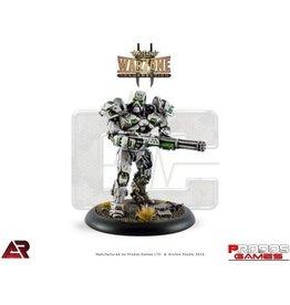 Prodos Games Warzone: Cybertronic Exterminateur Atilla Mk.I