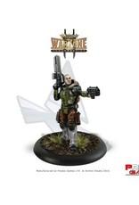 Prodos Games Warzone: Capitol Captain Henry Thomas