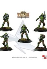 Prodos Games Warzone: Capitol Light Infantry