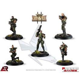 Prodos Games Warzone: Capitol Free Marines