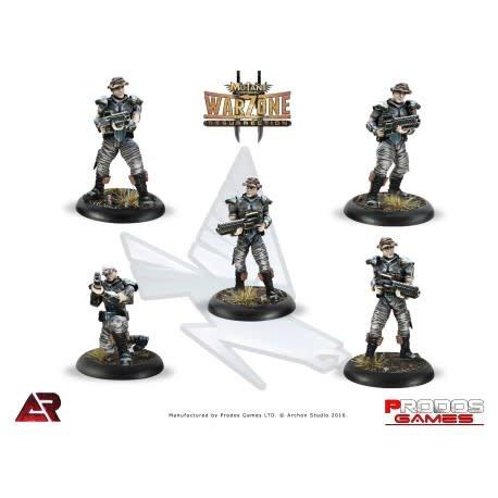 Prodos Games Warzone: Capitol Sea Lions