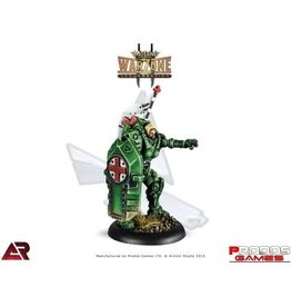 Prodos Games Warzone: Capitol Iron Lady