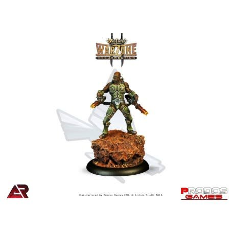 Prodos Games Warzone: Capitol Big Bob Watts