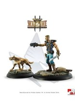 Prodos Games Warzone: Capitol Mitch Hunter and Pride