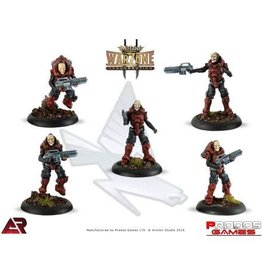 Prodos Games Warzone: Capitol Martian Banshees