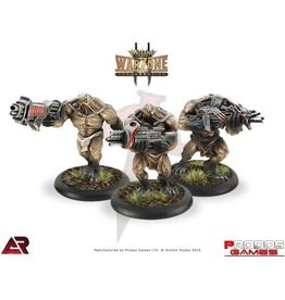 Prodos Games Warzone: Dark Legion Nasca Razide Add Ons