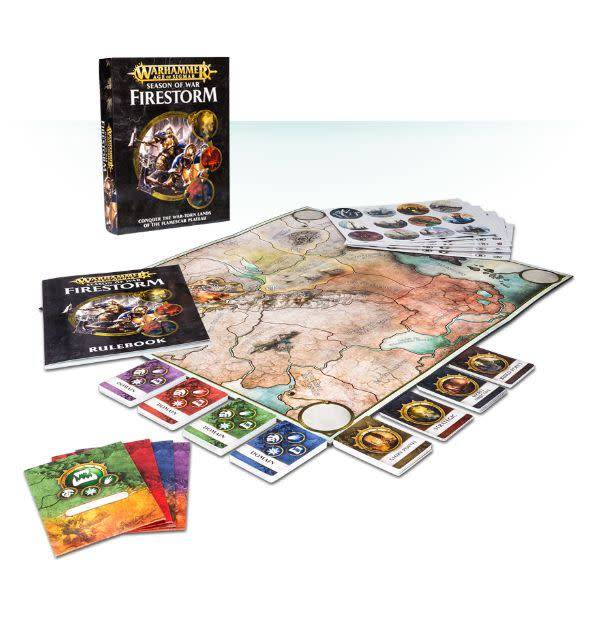 Games Workshop Warhammer Age of Sigmar: Firestorm