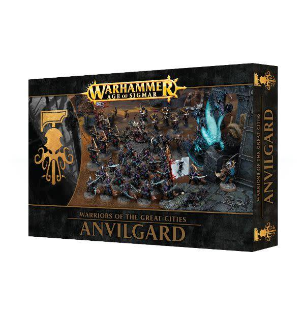 Games Workshop Warriors of the Great Cities: Anvilgard