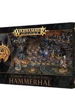 Games Workshop Warriors of the Great Cities: Hammerhal