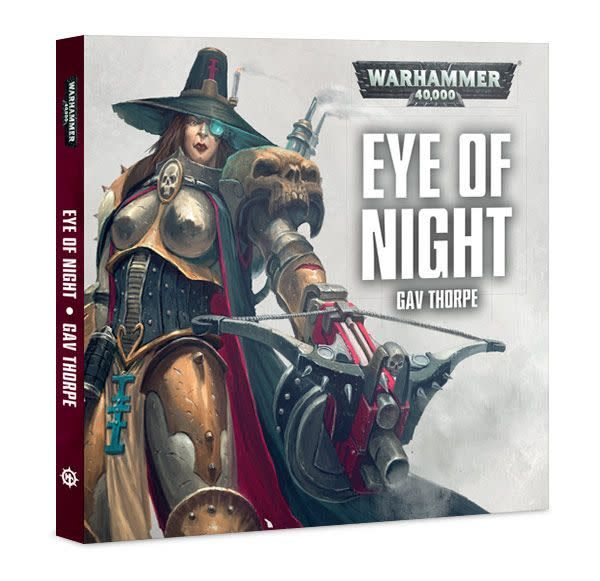 Games Workshop Eye Of Night (CD)