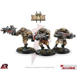 Prodos Games Warzone: Dark Legion Nasca Razides