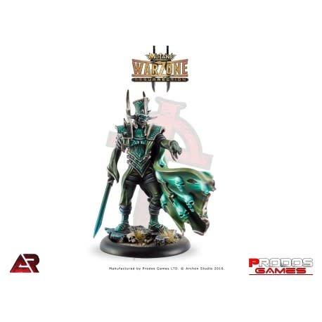 Prodos Games Warzone: Dark Legion Valpurgius